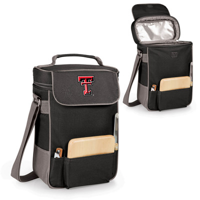 Texas Tech Red Raiders Duet Wine and Cheese Picnic Tote