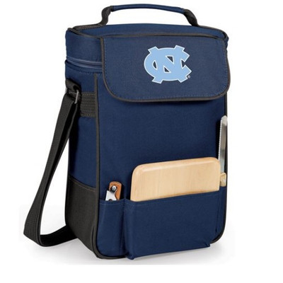 UNC Tar Heels Duet Wine and Cheese Picnic Tote