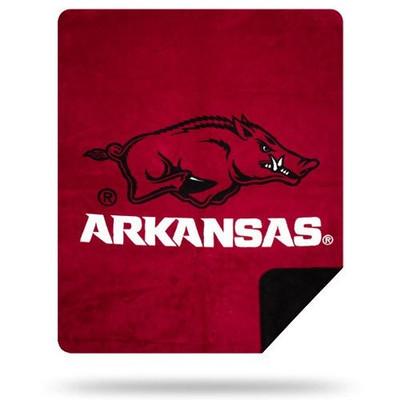 Arkansas Razorbacks Luxurious Stadium Blanket