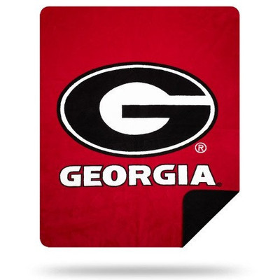 Georgia Bulldogs Luxurious Stadium Blanket