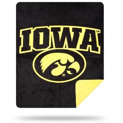 Iowa Hawkeyes Luxurious Stadium Blanket