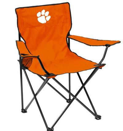 Clemson Tigers Quad Tailgate Chair
