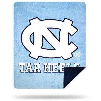 UNC Tar Heels Luxurious Stadium Blanket