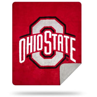 Ohio State Buckeyes Luxurious Stadium Blanket