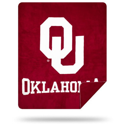 Oklahoma Sooners Luxurious Stadium Blanket