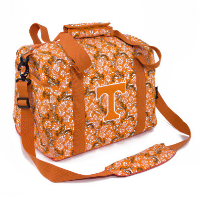 Tennessee Volunteers Quilted Cotton Mini Duffle Bag