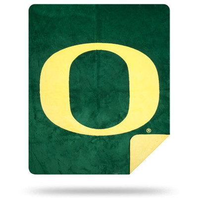 Oregon Ducks Luxurious Stadium Blanket