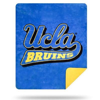 UCLA Bruins Luxurious Stadium Blanket