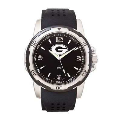 Georgia Bulldogs Men's Stealth Sports Watch