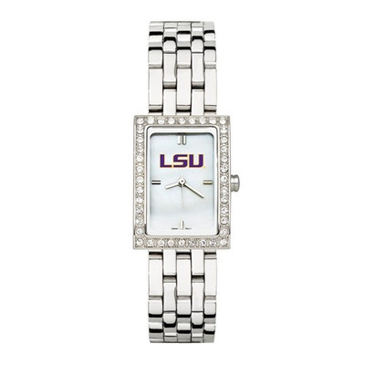 LSU Tigers Women's Allure Stainless Steel Watch