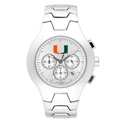 Miami Hurricanes Men's Hall of Fame Watch