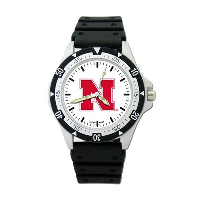 Nebraska Huskers Option Sports Watch