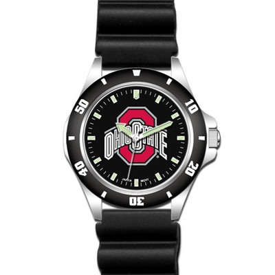 Ohio State Buckeyes Men's Challenger Sports Watch