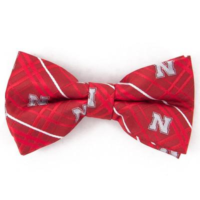 Nebraska Huskers Woven Polyester Bow Tie