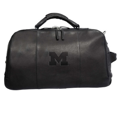 Michigan Wolverines Wildcat Canyon Rolling Duffel