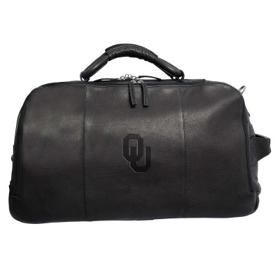 Oklahoma Sooners Wildcat Canyon Rolling Duffel