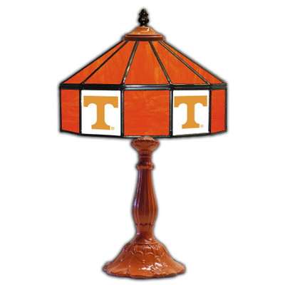 Tennessee Volunteers 21 in Glass Table Lamp