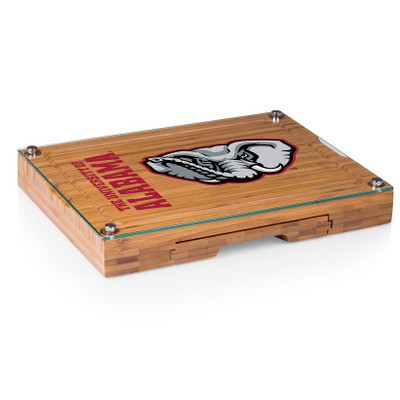 Alabama Crimson Tide Concerto Bamboo Cutting Board