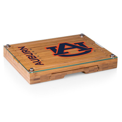 Auburn Tigers Concerto Bamboo Cutting Board