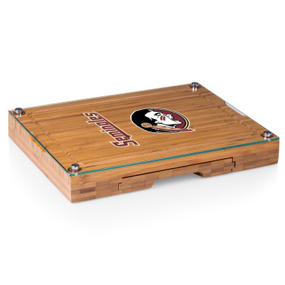 FSU Seminoles Concerto Bamboo Cutting Board