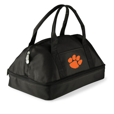 Clemson Tigers Potluck Casserole Tote | Picnic Time | 650-00-175-104-0