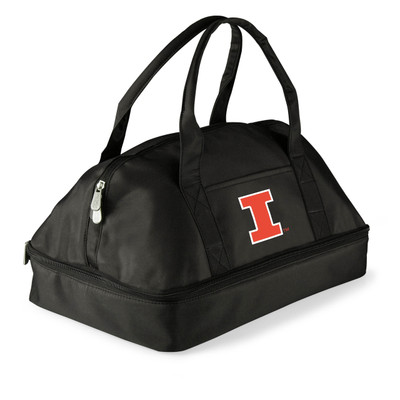 Illinois Fighting Illini Potluck Casserole Tote