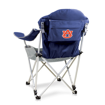 Auburn Tigers Reclining Camp Chair