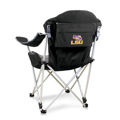 LSU Tigers Reclining Camp Chair