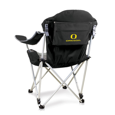 Oregon Ducks Reclining Camp Chair