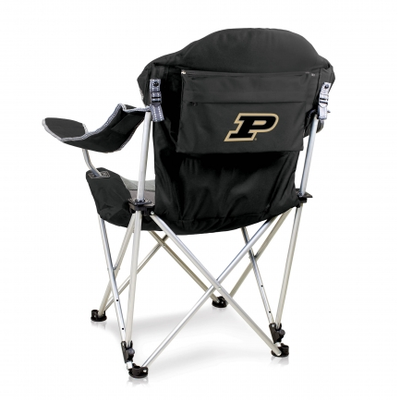Purdue Boilermakers Reclining Camp Chair