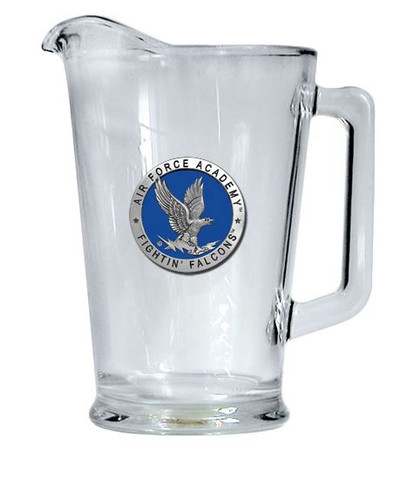 Air Force Academy Beer Pitcher