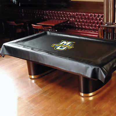Marquette Golden Eagles Pool Table Cover