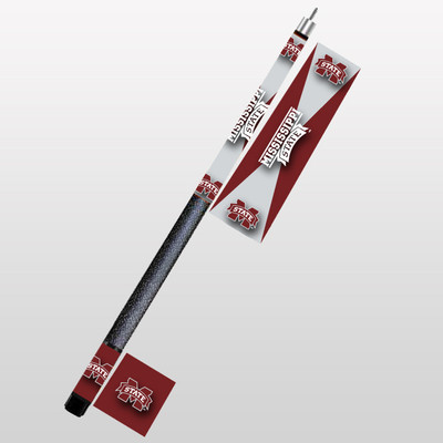 Mississippi State Bulldogs Pool Cue