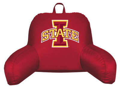 Iowa State Cyclones Bedrest Pillow | Sports Coverage | 04JRBDR4IAS1912
