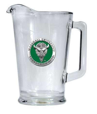 Marshall Thundering Herd Beer Pitcher