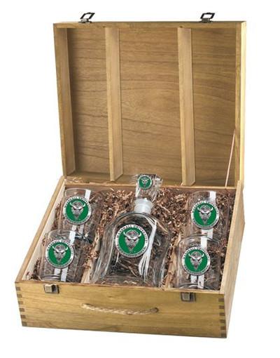 Marshall Thundering Herd Decanter Boxed Set