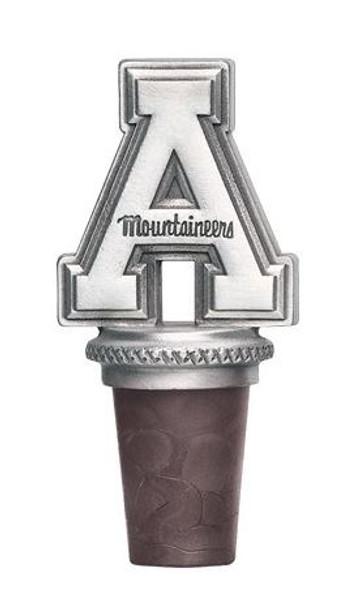 Appalachian State Mountaineers Bottle Stopper