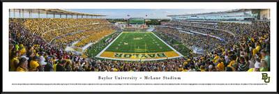 Baylor Bears Standard Frame Panoramic Photo