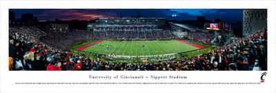 Cincinnati Bearcats Panoramic Photo Print