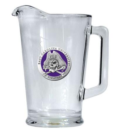 East Carolina Pirates Beer Pitcher