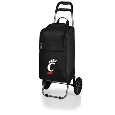 Cincinnati Bearcats Rolling Cart Cooler
