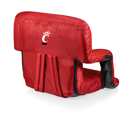 Cincinnati Bearcats Red Ventura Portable Seat