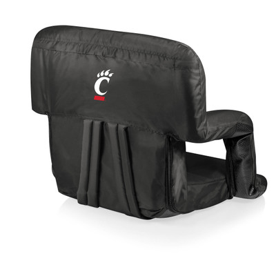 Cincinnati Bearcats Black Ventura Portable Seat