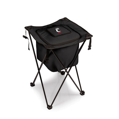 Cincinnati Bearcats Sidekick Portable Cooler - Black
