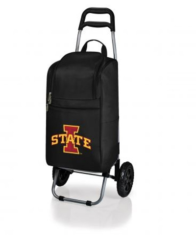 Iowa State Cyclones Rolling Cart Cooler