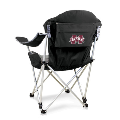 Mississippi St. Bulldogs Reclining Camp Chair