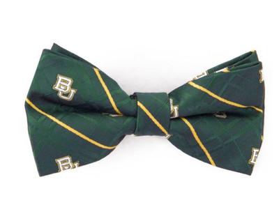 Baylor Bears Oxford Bow Tie
