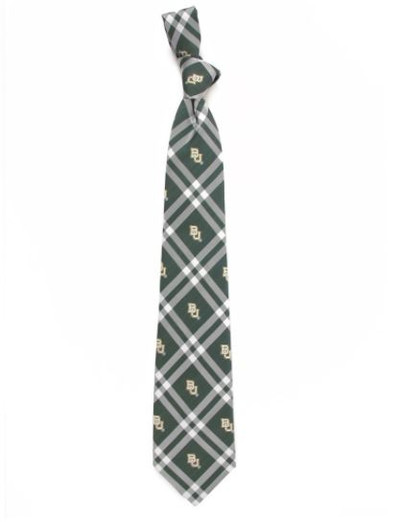 Baylor Bears Woven Poly Rhodes Tie
