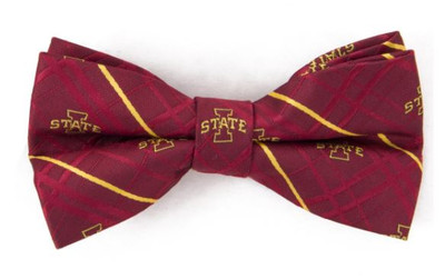 Iowa State Cyclones Oxford Bow Tie