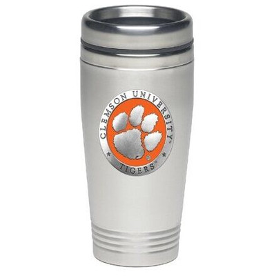 Clemson Tigers Thermal Mug